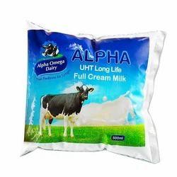 500 ML Milk Packaging Pouch