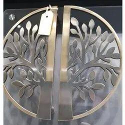Tree Design Stainless Steel Door Pull Handle
