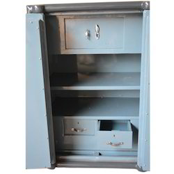 3.5 Feet Security Lockers