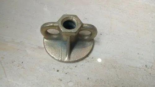 Round SG Iron Crown Nut