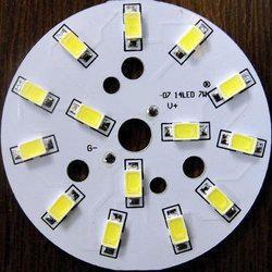 7 Watt LED Bulb Module MCPCB