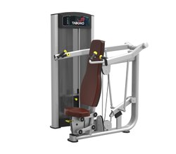 Seated Shoulder Press converging TFY6101AA