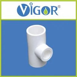 UPVC Plumbing Fittings Reducer Tee