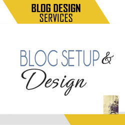 Blog Design Services