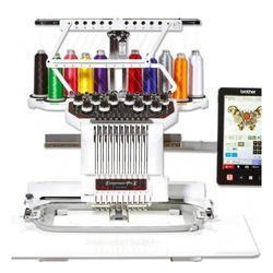 Brother Entrepreneur 10 Needle Home Embroidery Machine