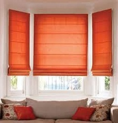 Polyester Roman Blind for Window