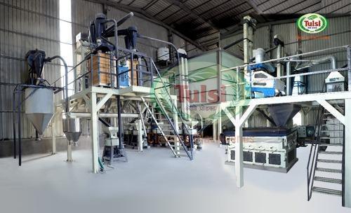 Industrial Wheat Flour Plant