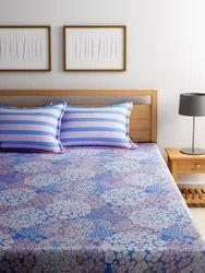 Flower Printed Bedsheets
