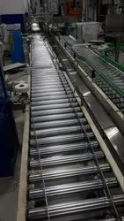 SS316 Roller Belt Conveyor
