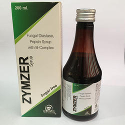 Fungal Diastase Pepsin Syrup with B-Complex