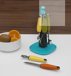 Springfield Fruit Tools With Stand