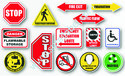 Polycarbonate Stickers