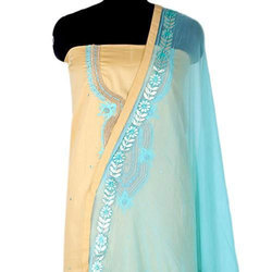 Exclusive Synthetic Dress Material at Rs 800 /meter(s) | Synthetic