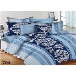 Printed Cotton Bed Sheets