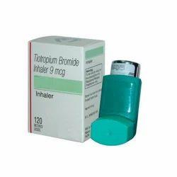 Tiotropium Bromide Inhaler