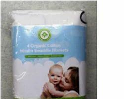 Muslin Cotton Face Cloths for Babies