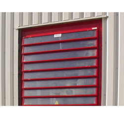 Industrial Ventilation Louvers