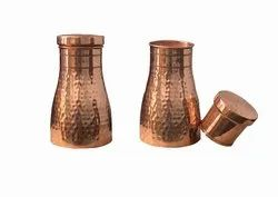 Pure Copper Water Small Pot for Home
