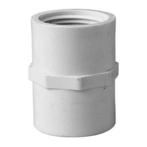 Gokul Threaded Polypropylene Coupler for Pneumatic Connections, Size: 20 to 160mm