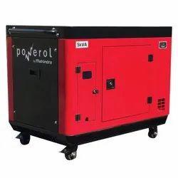 5 Kva Mahindra Portable Diesel Generator