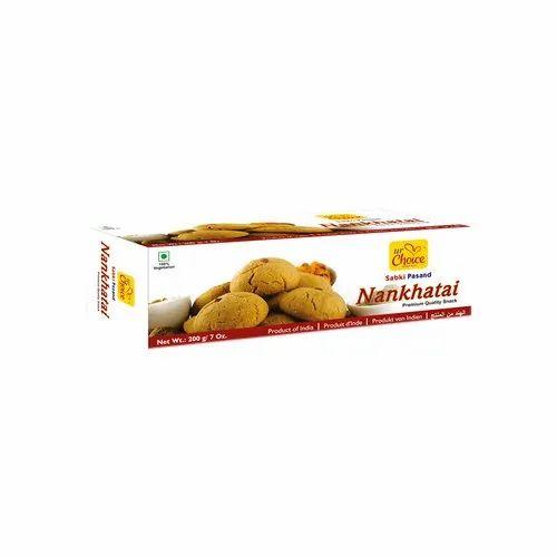 Nankhatai, Packaging Type: Box