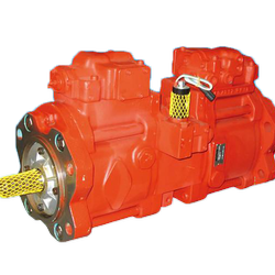 Kawasaki K3V/K5V Hydraulic Piston Pump
