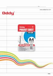 Oddy Project Sheets