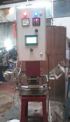 Sheet Fed Semi Automatic Hot Stamping Machine