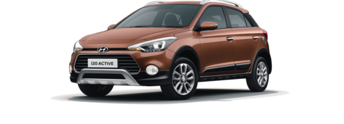 Hyundai I20 Active Car