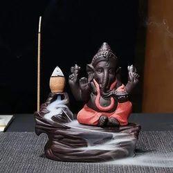 Smoke Ganesha Fountain