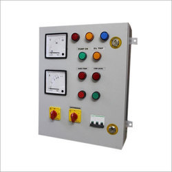 Fire Engine Pump Control Panel