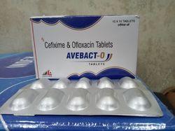 Cefixime 200 Ofloxacine Tablet