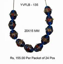 Lampwork Fancy Glass Beads - YVFLB-135