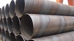 API 5L Grade B ERW Pipe, Size: 1/2 Inch And 3 Inch