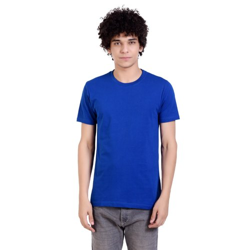 Blue Mens T-Shirts