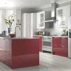 Fancy Interior Designer Modular Kitchen