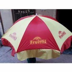 Printed Polyester Garden Umbrella
