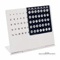 SS BVC 820 Table Top Calendar, For Office