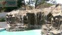 Artificial Resort Waterfall