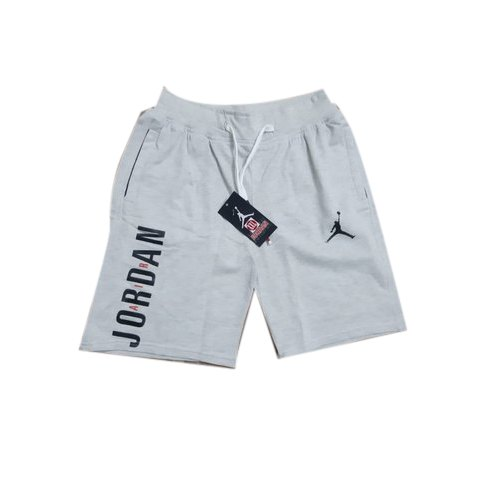 Jordan Knee Length Men Cotton Shorts