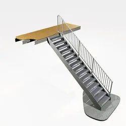 Metal Stair Case