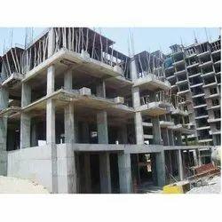 Steel Frame Structures Concrete Hospital Building Construction Service