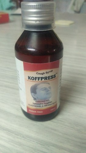 Koffpress Cough Syrup, On