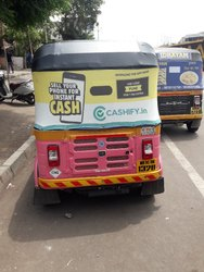 Auto Rickshaw Hood Manufacturers