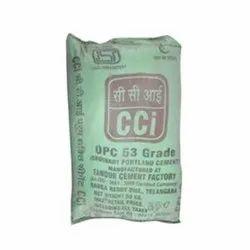 CCI OPC 53 Grade Cement