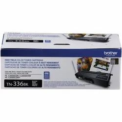 Brother TN336BK High Yield Black Toner Cartridge