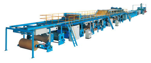Fully Automatic Corrugated Box Making Plant At Rs 20000000