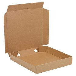 JC Plain Corrugated Pizza Box