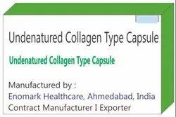 Undenatured Collagen Type Capsule