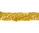 Citrine Quartz Chicklets Beads
